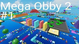 Roblox - Abschluss Mega Obby 2 #1