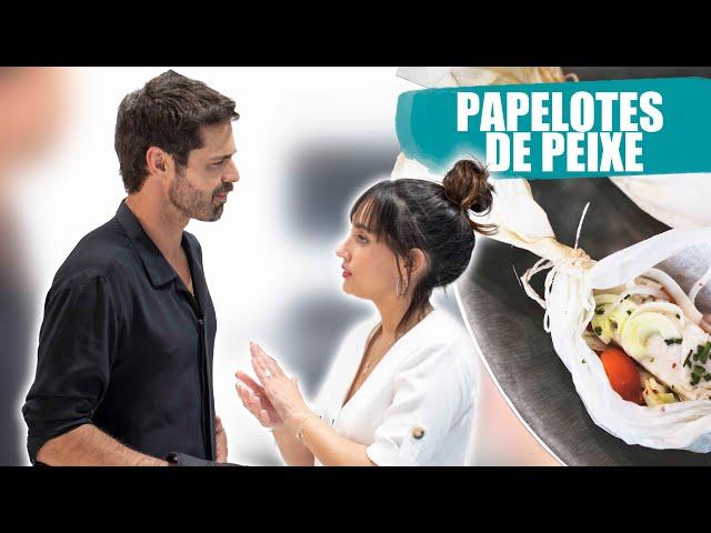 PAPELOTES DE PEIXE |  Dr Hugo Madeira e Tâmara Castelo