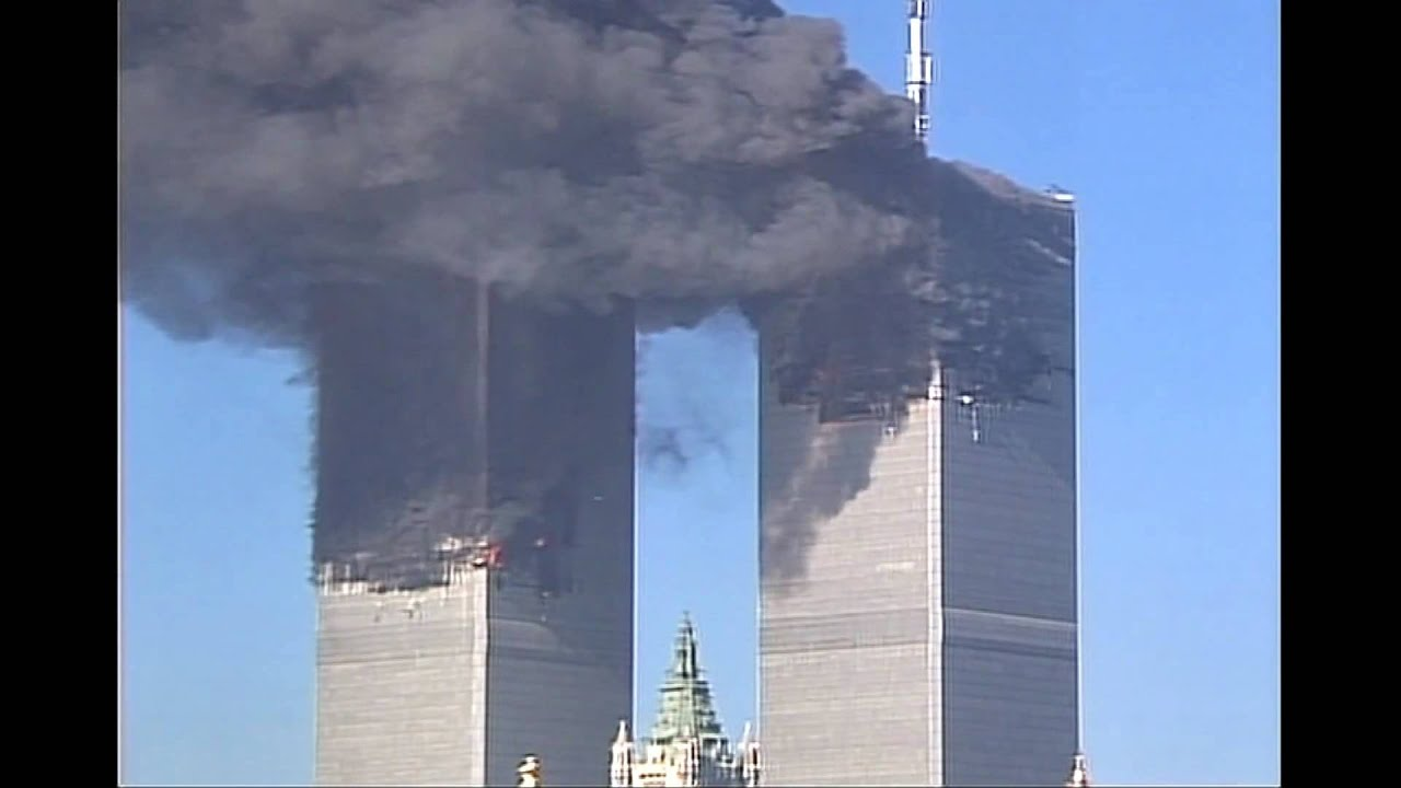 play 911 and the road to war Within a month of the attacks on the Twin Towers in New York on 11 September 2001 America had declared war on Afghanistan