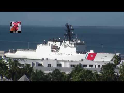 USCGC Kimball (WMSL-756) at Key West Nov 13, 2018