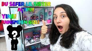Bu Sefer Annemden Gizli Dev LOL Evinde Lil Sister Açıyorum!! LOL House Lil Sisters! Bidünya Oyuncak