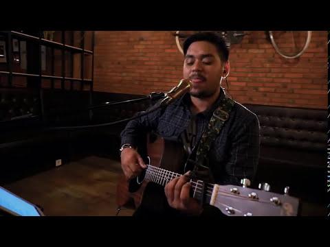 Shape Of You - Ed Sheeran (Ahmad Abdul acoustic cover)