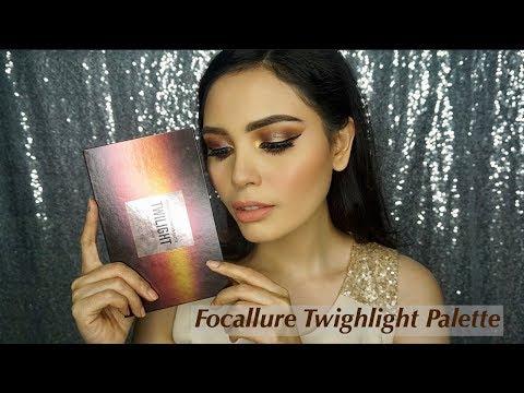 Focallure Twilight Palette   3 Look