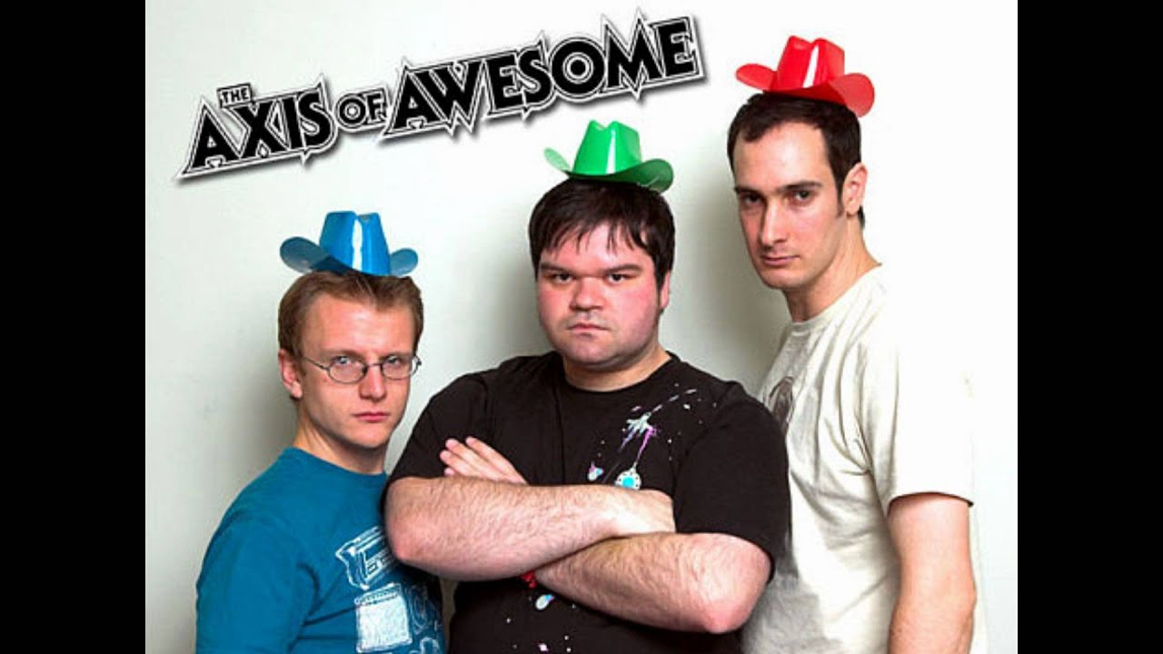 The Axis of Awesome - How to Write a Love Song