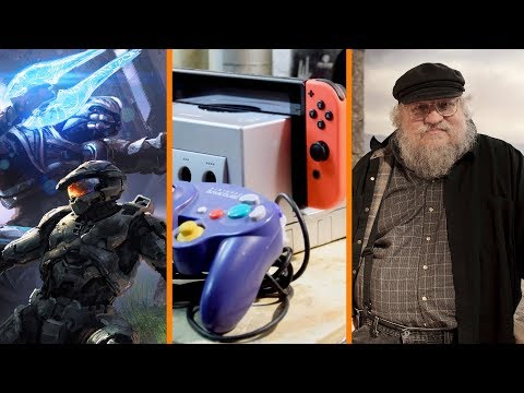 Halo Online Streaming DMCAs + Gamecube Games on Switch + George RR Martin Still Hates Us