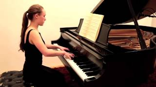 Juliet Weis--Bach Prelude and Fugue in d minor BMV 851