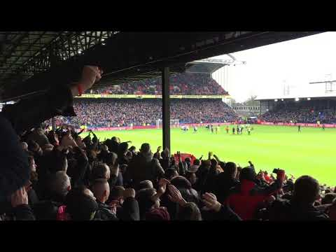 Allez Allez Allez Song - Liverpool fans at Selhurst Park - MRCLFCompilations