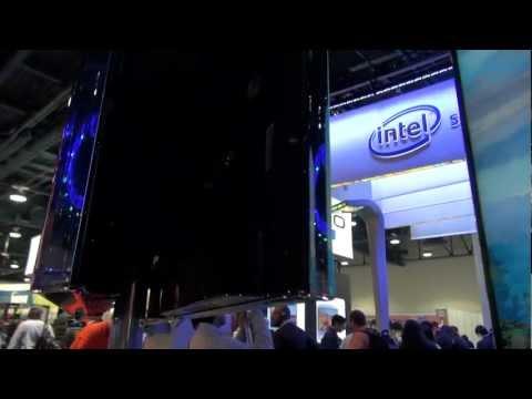 CES 2013 Hisense XT900 Series UHD LED TV 4K Line up