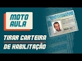 Moto Aula - Tirar carteira de moto