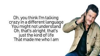 Blake Shelton - I Lived It (Lyrics | Lyric Video)