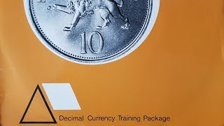 "Decimal Currency Training Package - 1971 - 7"" record"