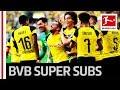 Dortmund s Dramatic 7 Goal Thriller   Super Subs Alcacer   G  tze Save BVB Again