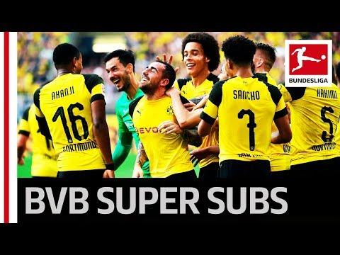 Dortmund's Dramatic 7-Goal Thriller - Super Subs Alcacer & Götze Save BVB Again