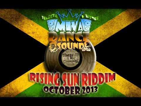 Rising Sun Riddim-Tarrus Riley,Chronixx,Jah Cure,Chris Martin,Tessane Chin