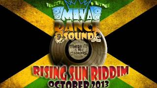 Rising Sun Riddim-Tarrus Riley,Chronixx,Jah Cure,Chris Martin,Tessane Chin