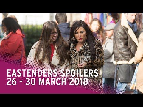 EastEnders spoilers: 26-30 March 2018
