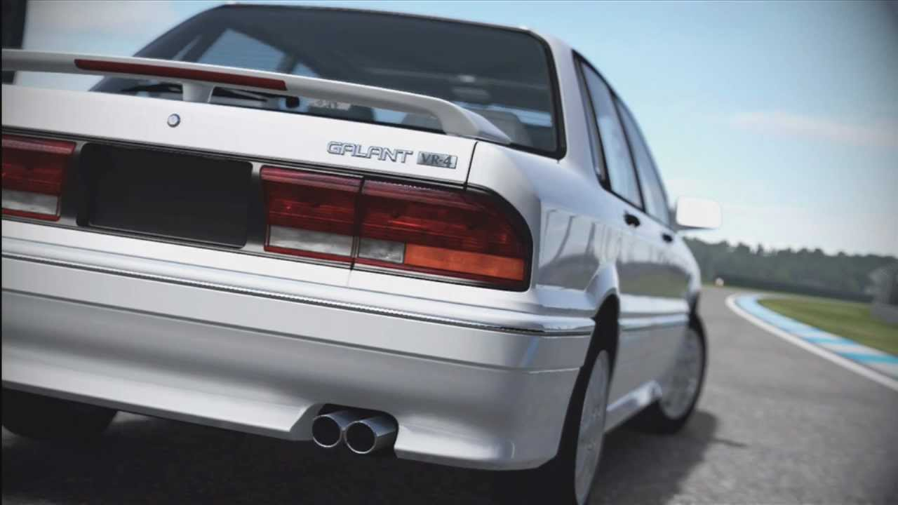 small resolution of 1992 mitsubishi galant vr4 review forza 4 may top gear dlc