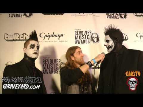 GMG s Twiztid @ Revolver Music Awards 121316