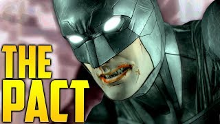 THE PACT (Batman: The Enemy Within - FULL Episode 2 - Gameplay Walkthrough)