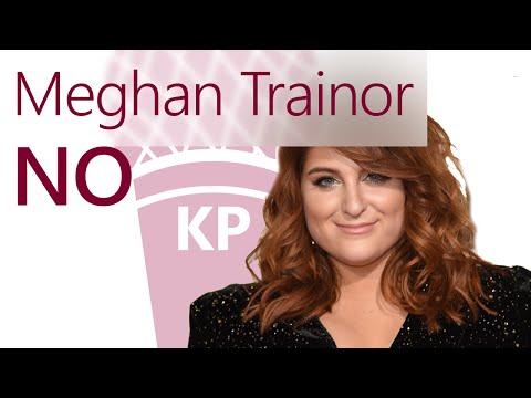 Meghan Trainor - NO (KARAOKE)