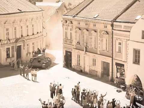 Bildergebnis für slavonice 1945