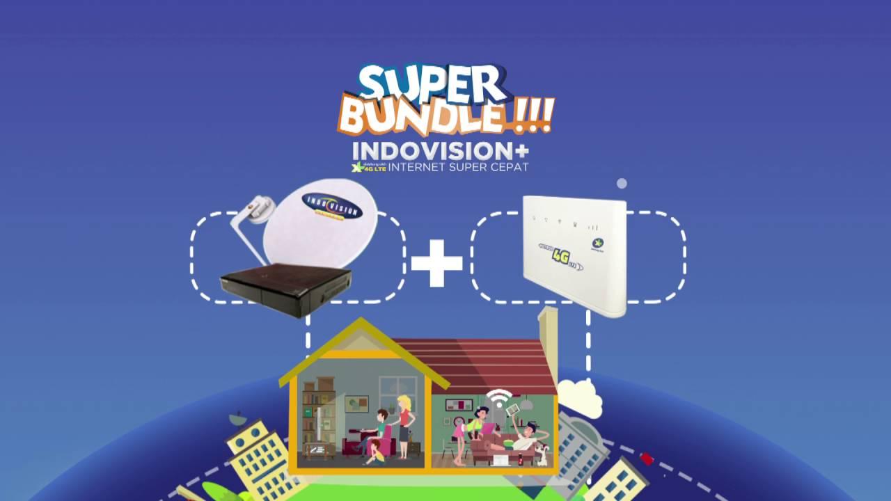 Image Result For Paket Internet Indovision