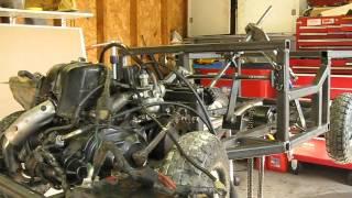 Mini Jeep Cj3a With Dio 50cc Motor (project)