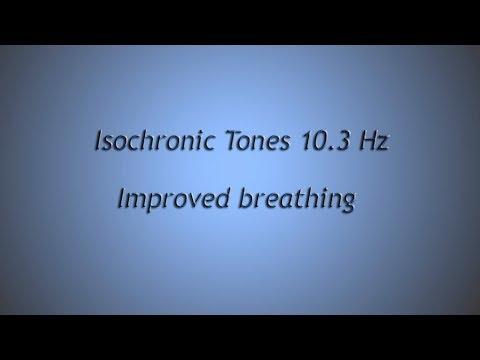 1 Hour - Breathing - improve, Nasal Passage (Isochronic Tones 10.3 Hz) Pure Series