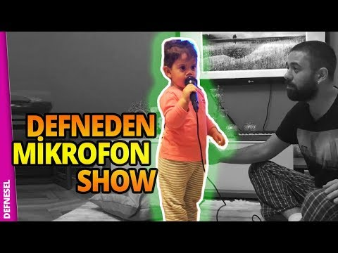 Beatbox Yapan Defne  ( MİKROFON SHOW  )