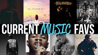 My Music Playlist Jan. 2016 // HelloKeyy