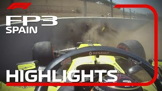 2020 Spanish Grand Prix: FP3 Highlights