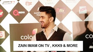 Zain Imam talks about his shows , TV & MORE at IMWBuzz Summit | EXCLUSIVE INTERVIEW