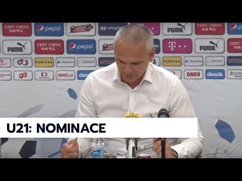 Nominace U21 na přátelská utkání s Rakouskem