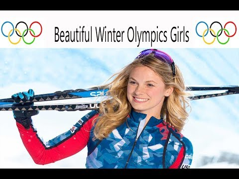 Most beautiful female athletes at the Winter Olympics in Pyeongchang