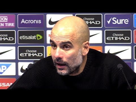 Manchester City 9-0 Burton - Pep Guardiola Full Post Match Press Conference - Semi-Final 1st Leg