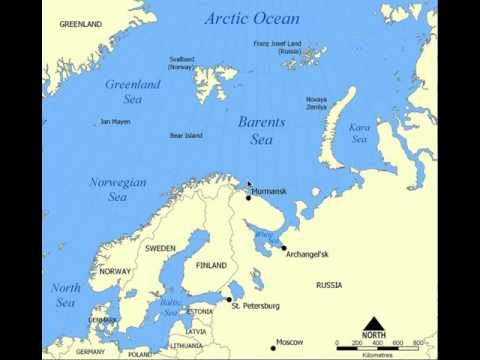 Earthcast SOS - Norway Opens Arctic Oil Drilling