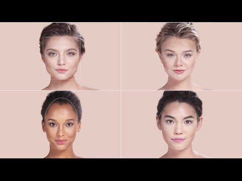 Identify Your Face Shape To Contour Sephora Youtube
