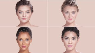 Identify Your Face Shape to Contour | Sephora thumbnail