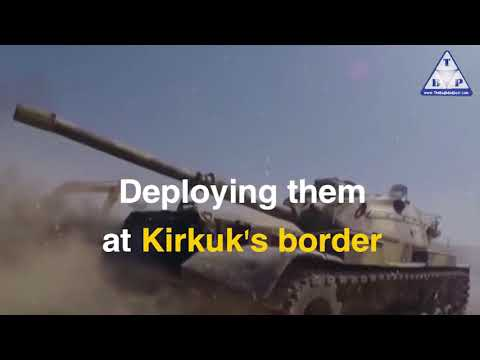 Iran wants to plunder oil rich Kirkuk