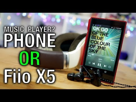 Fiio X5 vs LG V20: Should you use a dedicated music player? | Pocketnow