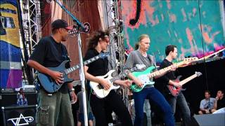 Steve Vai Incredible Guitar Performance HD