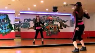 Miss A Breathe Dance Tutorial Dạy Nhảy