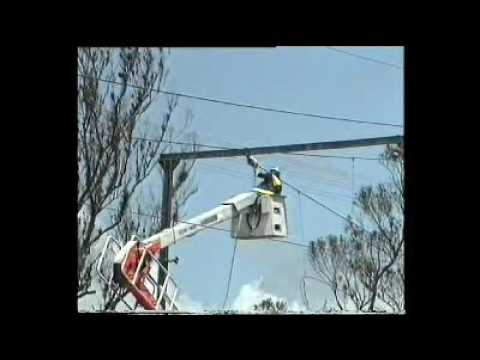 De-electrification of the Gippsland Line East of Warragul