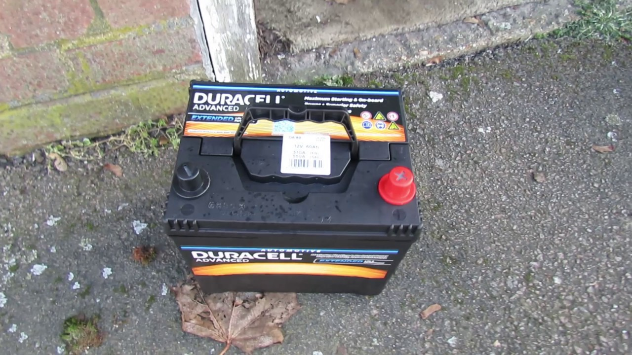 What Rating Is Needed For Car Battery