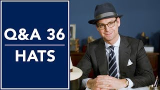 Are Classic Hats Dead? 🎩 Q&A 36 | Kirby Allison