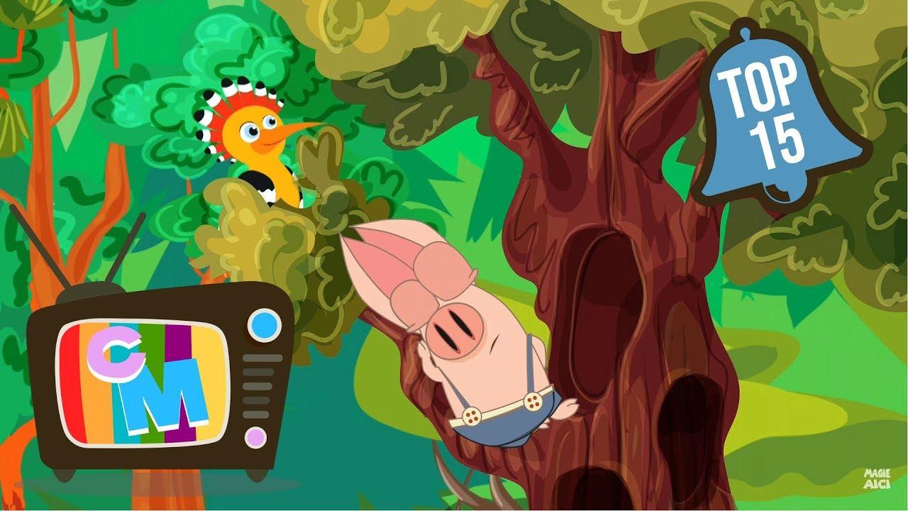 Colajul povestitorului magic - Clopotelul Magic - cantece pentru copii