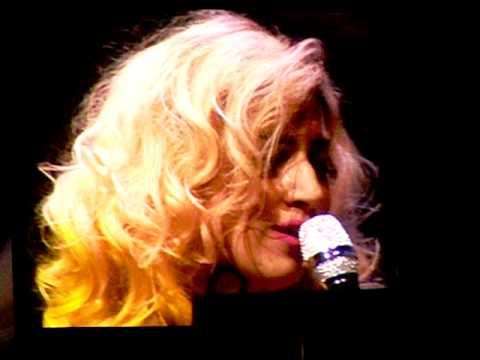 Living on the Radio - Lady Gaga