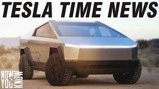 Tesla Time News - Tesla Cybertruck Special Edition!