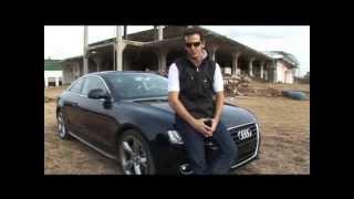 Audi A5 Coupe - Test - Jose Luis Denari