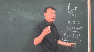 Clase 68: Introducción al Campo Magnético, fuerza sobre una carga.